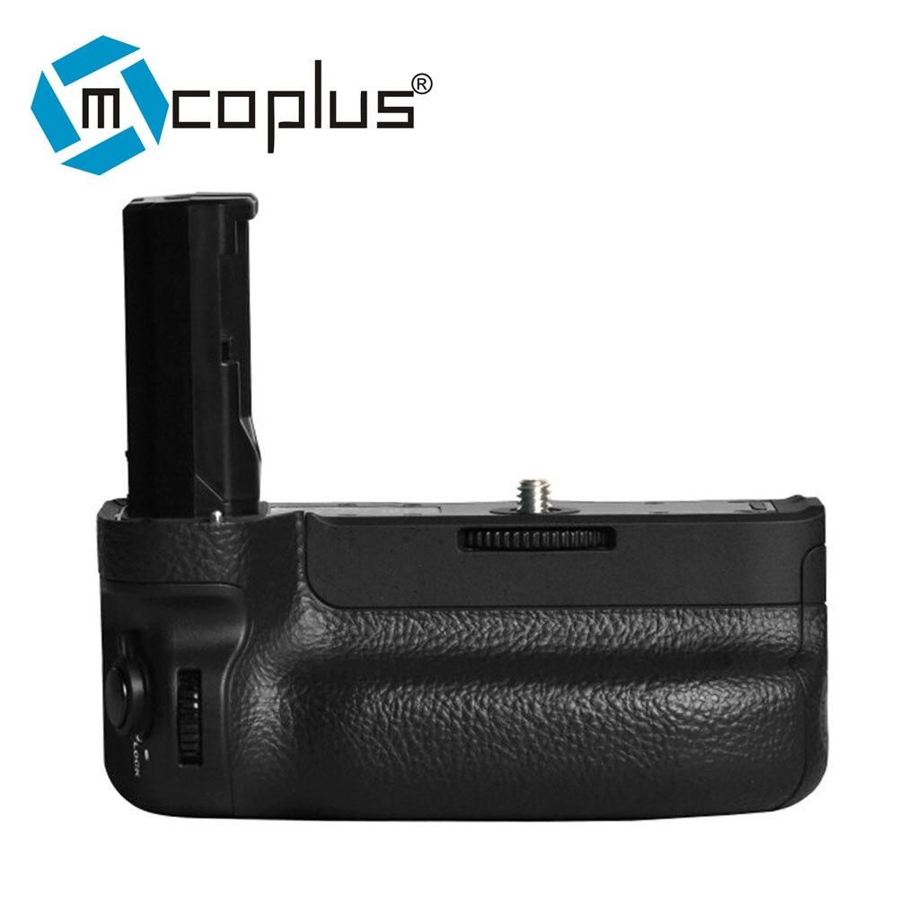Mcoplus BG-A9 Vertical-tir Fonction Batterie Grip pour Sony A9 A7RIII A7III A7 III Caméra