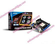 fm2-a75ia-e53 socket fm2 a75 mini-itx motherboard