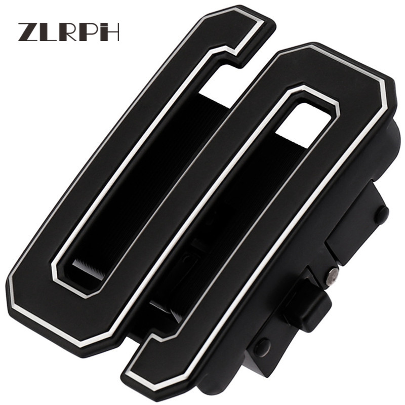 ZLRPH New Lettr S Automatic Buckle Multi-functional Belt Buckle Leather Belt Buckle LY36-561875