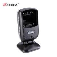 zebex z 8062/z 7920 1D/2D/QR Best presentation scanner 2D Omni directional Barcode Scanner platform 2D Omnidirectional USB
