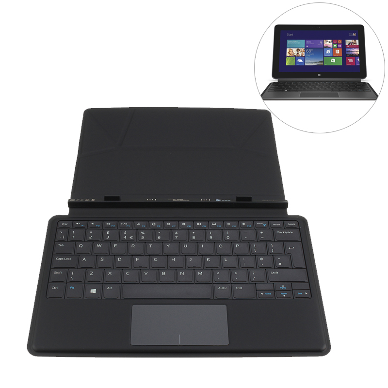 цена на Mobile Tablet Keyboard Slim Case Stand Docking Keyboard Cover For Dell Venue 11 Pro 5130 7130 7139 7140