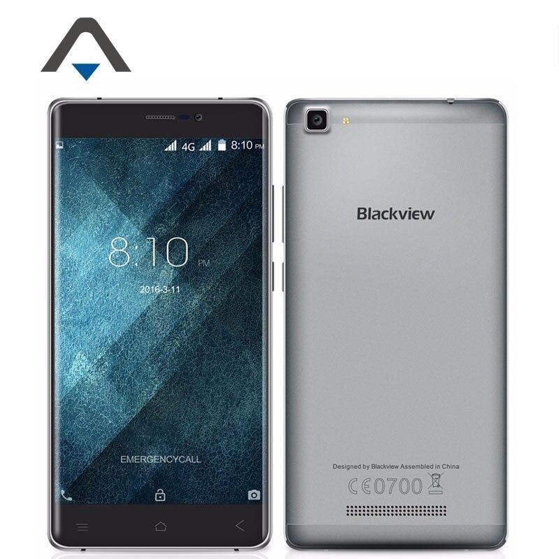 Original Blackview A8 Max 4G LTE font b SmartPhone b font 5 5 IPS 1280x720P MTK6737