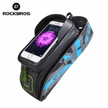 Rockbros Waterproof Front Tube Bag