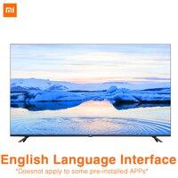 Xiaomi tv 4 65 дюйм(ов) 4 K Smart tv 3840*2160 новейший ультратонкий экран без рамки 3 ГБ 32 ГБ Dolby Atmos tv