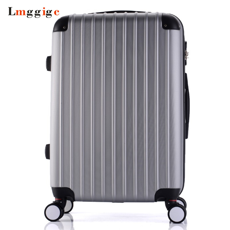 3cc0ea39214 Rolling Luggage bag,Wheel Suitcase,ABS Materials Travel Box,Universal Wheel  Trolley Case, 20