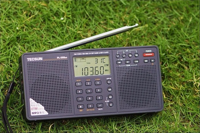 TECSUN PL-398MP RADIO SD