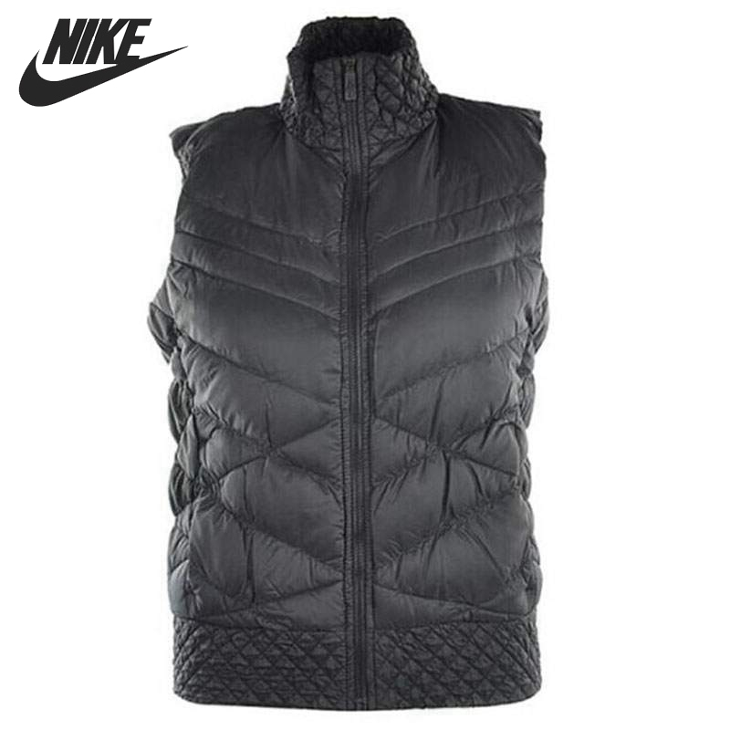 Original New Arrival NIKE Women's Down coat Vest Warm down jacket Sportswear original nike women s jacket hoodie sportswear