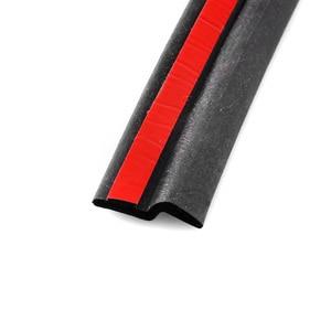 Image 4 - New Z 2M 3M Car Car Seal Strip Type Weatherstrip Rubber Seals Trim Filler Car Door Rubber Seals Noise Insulation Car Accessories