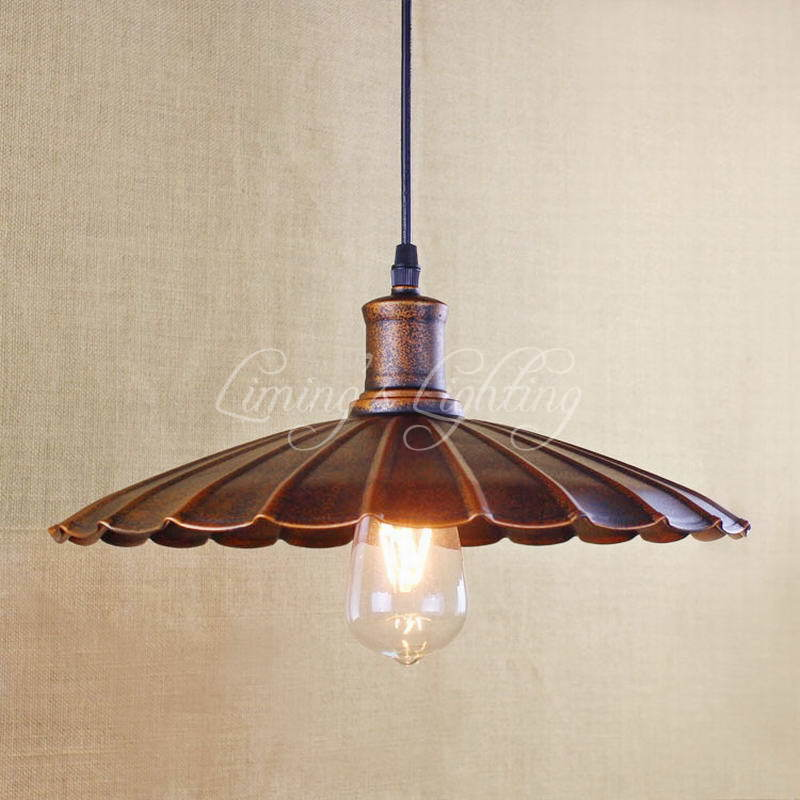Retro Pendant Lamp Edison Simple Vintage Metal Cover Lamp For Kitchen Lights Cabinet Living dining Room Shop/coffee Shop office loft simple retro edison industrial clear glass metal pendant lamp lights for cafe bar dining room shop living room store decor