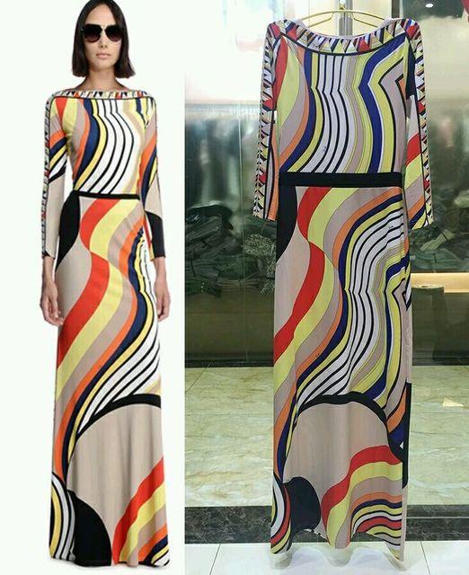 Italian Designer Clothing | New Arrival Fall New Italian Designer Fashion Sexy Epucci Dress