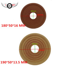 2pcs 190 MM 50 Core Height 13.5 Woofer Spider Spring Pad Cloth Speaker Repair For 15 Inch 18 High Foot Damper