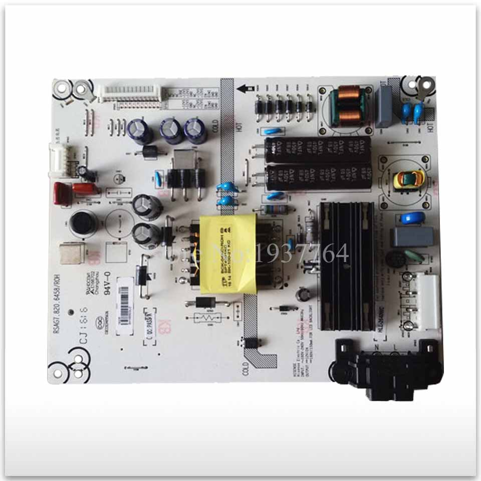 used power supply board LED43EC291N RSAG7.820.6458/ROH good working стоимость