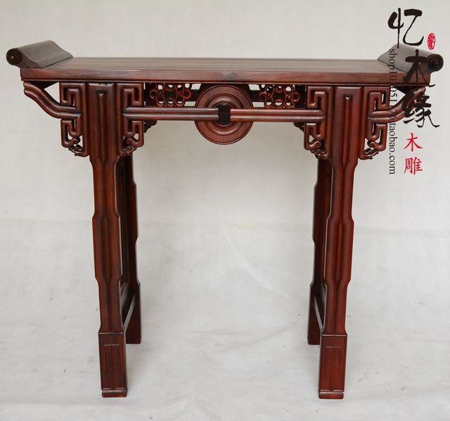 Mahogany Furniture Mahogany Wood Table A Few Alice In The First Case Of  Chinese Buddhist Altar