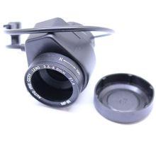 Вариофокальный Объектив с автоматической диафрагмой Объективы для видеонаблюдения 3.5-8.0 мм f/1.4-64 CS Объектив для box security Камера зум объектив для наблюдения Камера