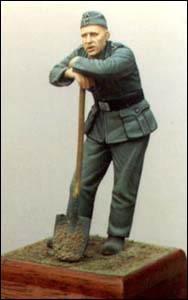 1:35 World War II, the Germans took shovels world war ii the definitive visual guide