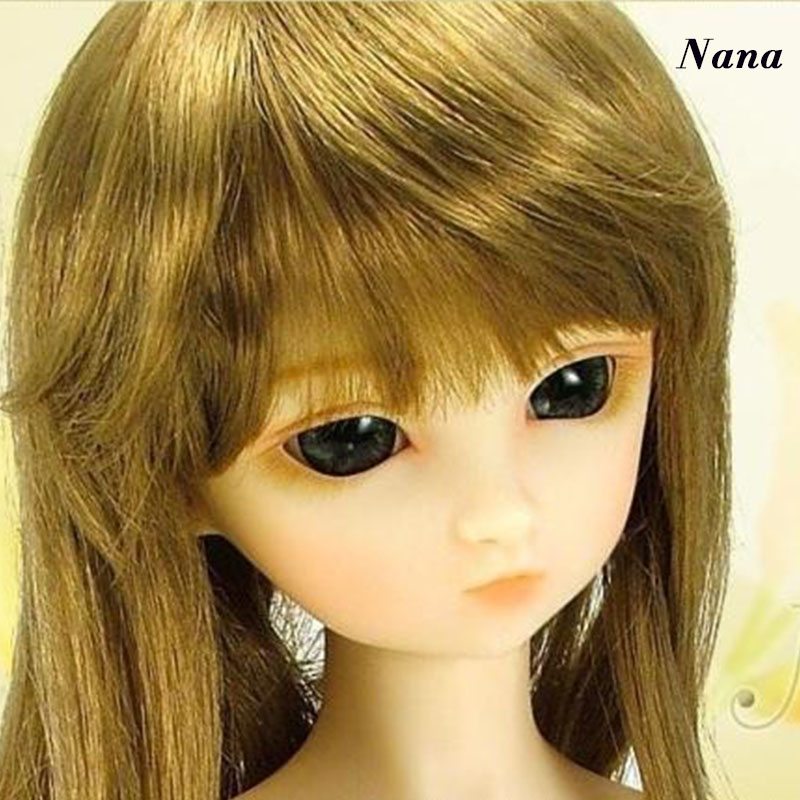 OUENEIFS bjd sd dolls Volks Nana 1/3 body model reborn girls boys eyes High Quality toys makeup shop resin oueneifs ramcube muty bjd sd doll 1 6 yosd girl boy body volks resin figures model reborn boys eyes high quality toys shop
