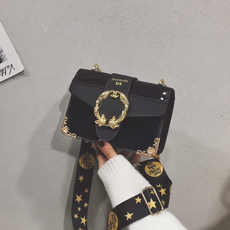 Fashion Galaxy Stars Key Buckle Coin Purse For Womens