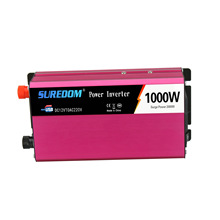 1000W Solar Inverter Multifunctional Travel Power Supply Control Dual USB Car inverter Power Controller DC 12V AC 220V