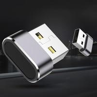 File Security Plug Aluminum For Laptop PC USB Key Safe Portable Mini Useful Fingerprint Reader Accurate Lightweight Professional