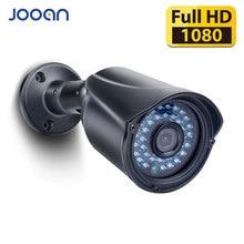 JOOAN Камера Безопасности cmos датчик 42 IR-Leds 3,6 мм объектив водостойкая пуля CCTV видеонаблюдение Черная Камера