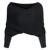 2017 Mujeres Sexy Moda Hombro Suéter de Punto de Manga Larga de Punto Pullover Jumper Knitweat Corta Con Cuello en V Suéter