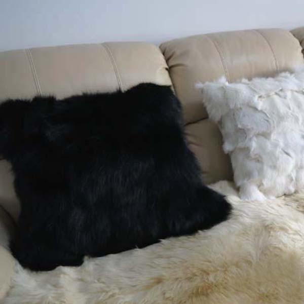 black chevron anthropologie hei fit faux detail qlt shot constrain pillow pdp fur shop