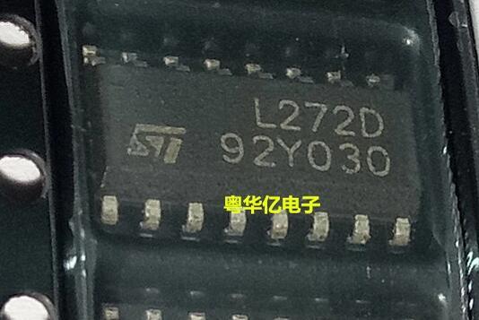 50pcs lot L272 L272D L272D013TR SOP16