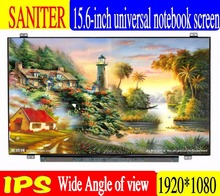 SANITER Apply to B156HAN01.2, NV156FHM-N43, LTN156HL01, LP156WF6, SPB1, 72NTSE color gamut цены