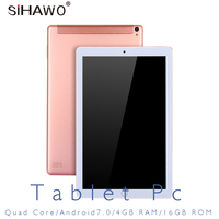 Slim 10 inch Tablet pc MTK6582 16GB SSD A7 Quad Core Android 1280*800 IPS GPS Bluetooth 10.1 inch IPS Dual SIM 3G Phone Call OTG|Tablets|   -