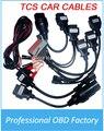 Melhor preço OBD2 Interface de 8 Peças Cabos Carro CDP do Scanner e Full Set china post Grátis
