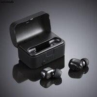 Toopoot HIFI Mini Wahre Twins Drahtlose Bluetooth 4,1 Kopfhörer Kopfhörer In-ohr Stereo Sport Headset Mic für Smartphones MP3 AUTO