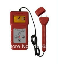 MS7200 Digital wood Moisture Meter Timber/paper/Bamboo/concrete/floor 0-80% with free shipping  цены