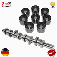 AP01 New Camshaft+8*Hydraulic Tappets Set For Volkswagen VW 1.9L 116Cu. In. l4 DIESEL 2006 038109101AH 038109309A 038 109 101 AH