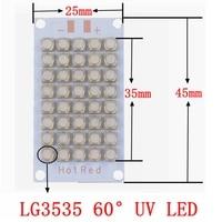 2017 New 30W 50W 100W COB UV 365nm 370nm 395nm 400nm LED Chip Diode Purple Ultra