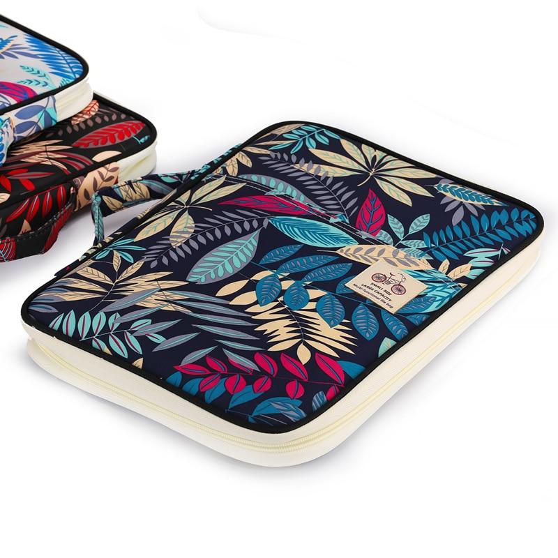 MIRUI Folders documents Multi Functional A4 Bag Ipad Filing Products Waterproof Nylon Storage Bag File Notebook Pens Computer
