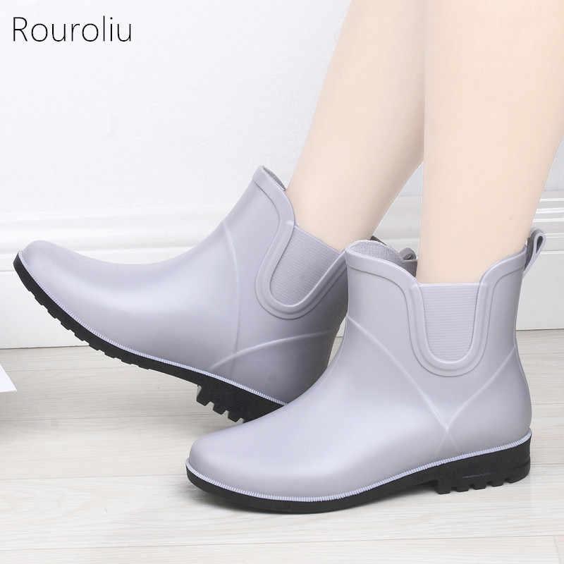 ec078dde79c Detail Feedback Questions about Rouroliu Women Fishing Work Shoes ...
