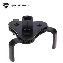 62-102mm Alloy Auto Car Repair Tools Adjustable Two Way Oil Filter Wrench Tool 3 Jaw Remover Tool for Cars Trucks TH4