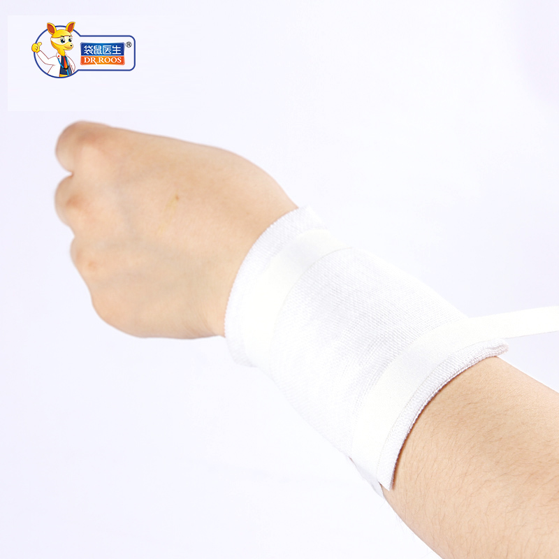 80mmx100mm 3bags/lot Medical Absorbent Gauze Pads Hemostasis Cotton Pads For Wound Bandaging Disinfect Extremely Efficient In Preserving Heat