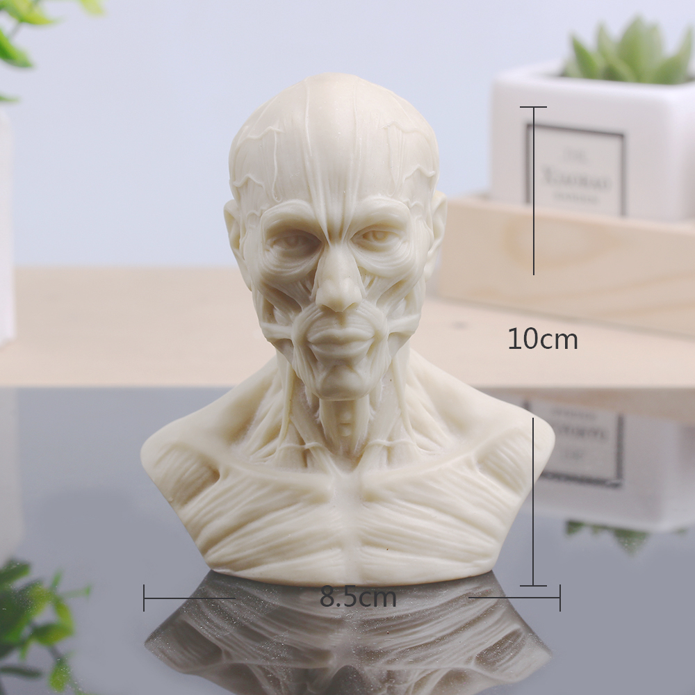 P-flame Human Statues Resin Sculptures Small Figurines Artesanato Manualidades Escultura Crafts Home Decor