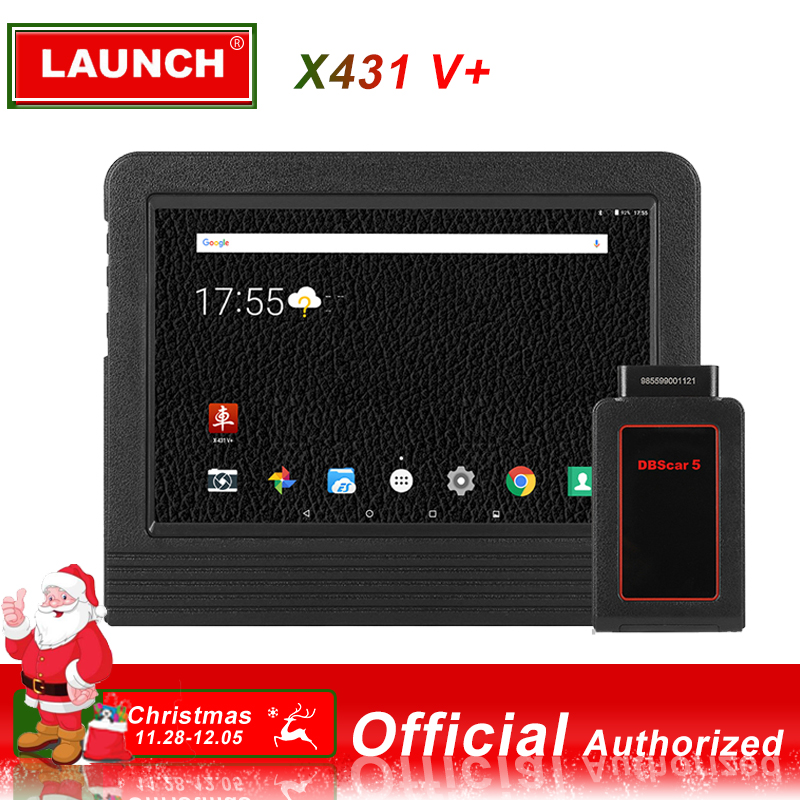 Launch X431 V+ V Plus X431 Diagnostic Auto Scanner Full System OBD2 OBDII Diagnostics Tool Wifi Bluetooth 2 Years Free Update-in Engine Analyzer from Automobiles & Motorcycles