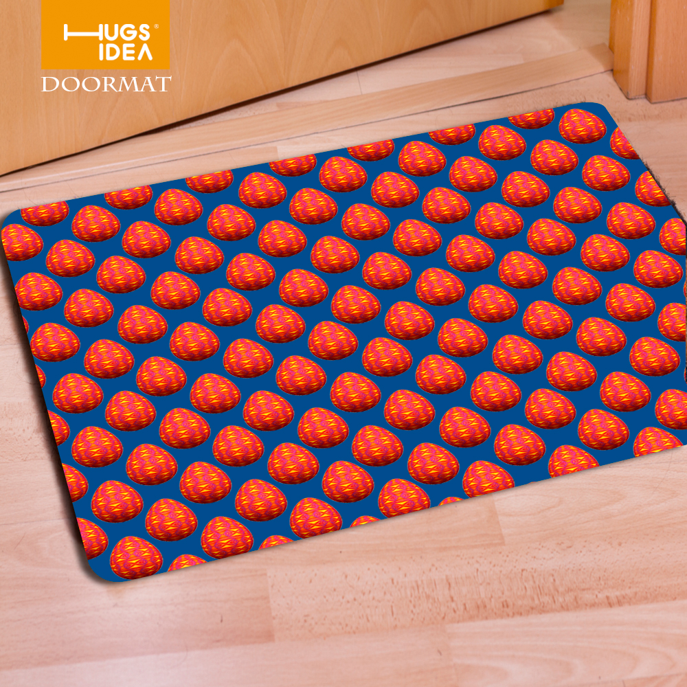 Aliexpress Buy Red Egg Easter Design Novelty Door Mat Rug Porch Patio Floor Decor Living Room Carpet Indian Stylish Classical Thin Mats From