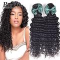 "Hair Products Unprocessed Malaysian Deep Wave Curly Virgin Hair 8""-30""Mink Virgin Maylasian HAIR Human Hair Weave 3pcs/lot"