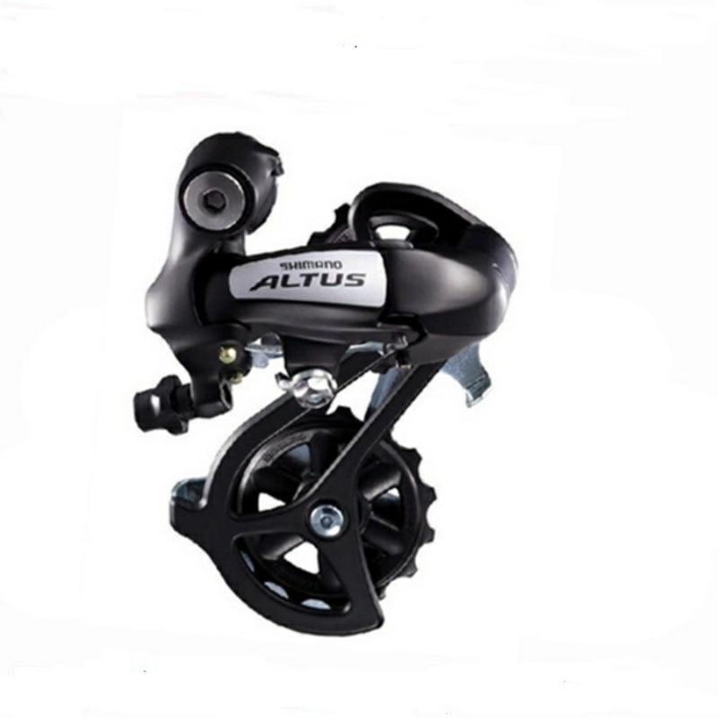 Shimano RD-M360 7//8-Speed Acera Rear Derailleur SGS Smart Cage 7//8Spd BLACK