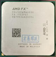 AMD FX Series FX 4100 AMD FX 4100 Quad Core AM3+ CPU FX4100 FX 4100 100% working properly Desktop Processor