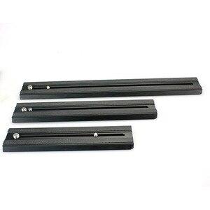 Image 2 - FITTEST QR Plate/ Sliding Rail for Manfrotto  MH055M8 Q5 MVH400AH 504HD  MVH502AH MVH500A  90 120 140 250 300mm Stander Plates