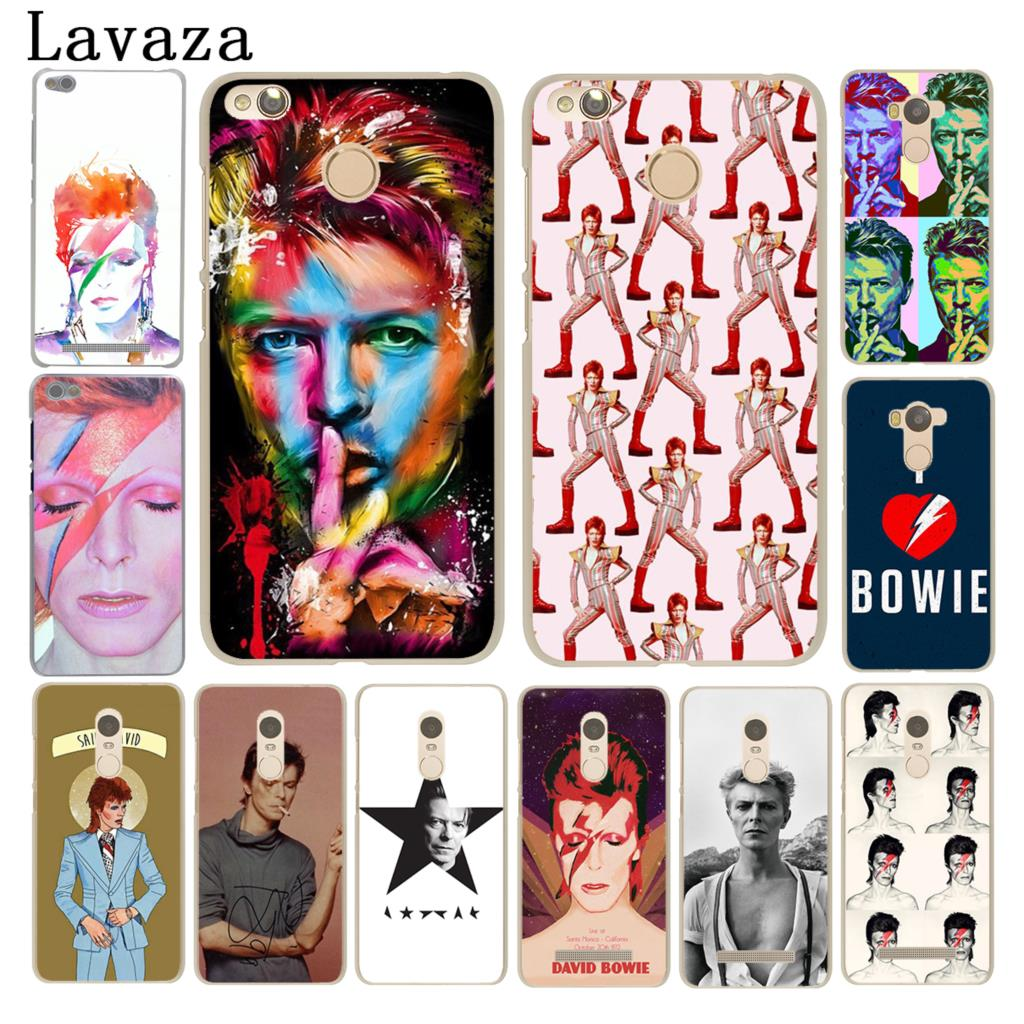 Lavaza David Bowie Robert Jones Phone Case for Xiaomi Mi 8 SE A1 6 5 5S 5X Mi8 MiA1 Mi6 Redmi Note 4X 4A 4 Pro 5 Plus 5A Prime ...