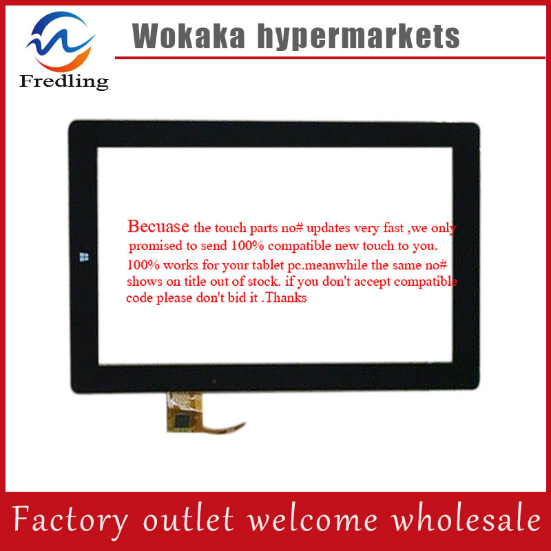 11.1 inch Touch Screen For Teclast Tbook10 Tablet PC Glass Screen Replacement Capacitive Repairt Part free shipping new 7 inch tablet pc mglctp 701271 authentic touch screen handwriting screen multi point capacitive screen external screen