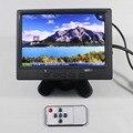 7-дюймовый ЖК-монитор 1280*800 с HDMI + VGA + AV входным сигналом + Европейский источник питания для автобуса и настольного монитора VS-T0702UNB-V1