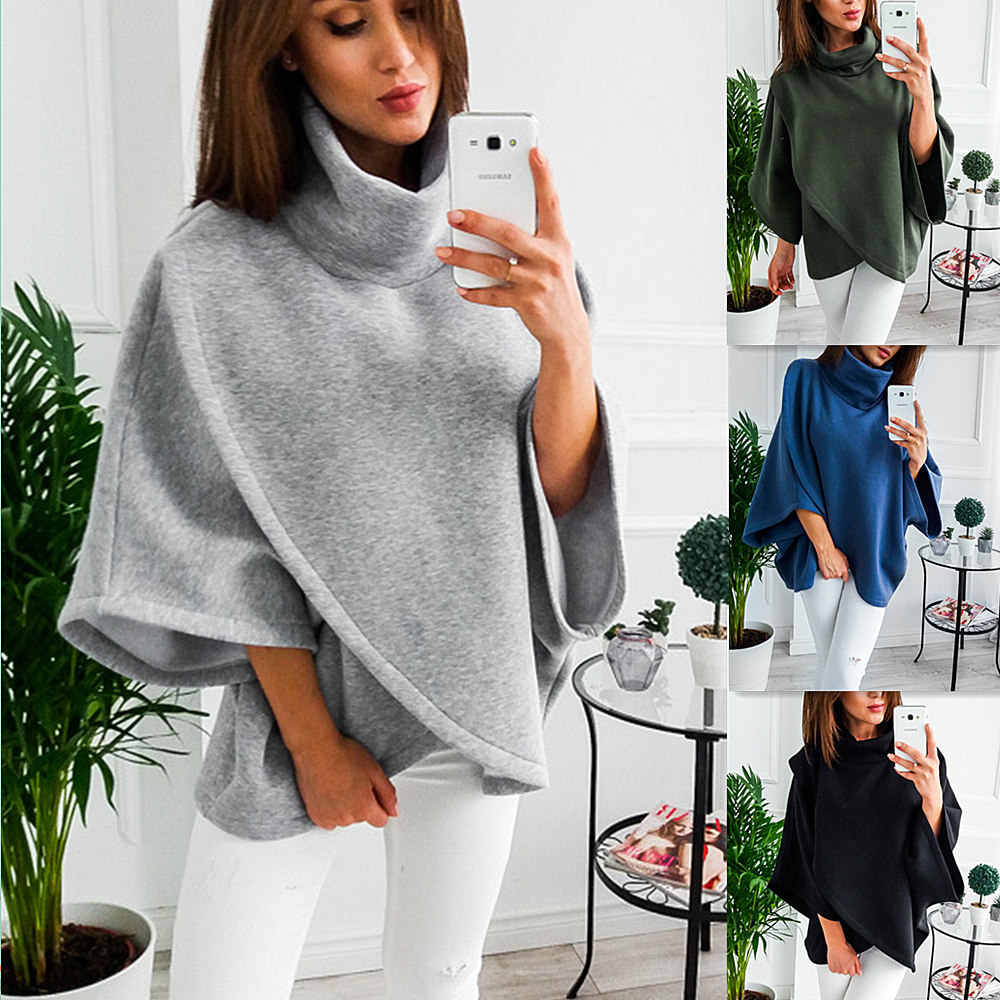 2019 Amazon Quick Sell Through Ebay Europe And The United States Winter New Warm Jacket High Collar Sweater Shirt Winter New Jacket Winter Jacketeurope Jacket Aliexpress