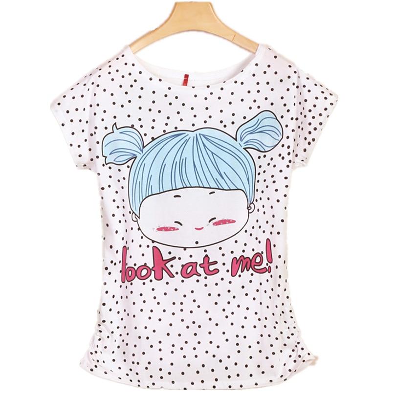 2019 Bestseller Damen Kleidung Lässig Vintage Sommer T-Shirts - Damenbekleidung - Foto 1